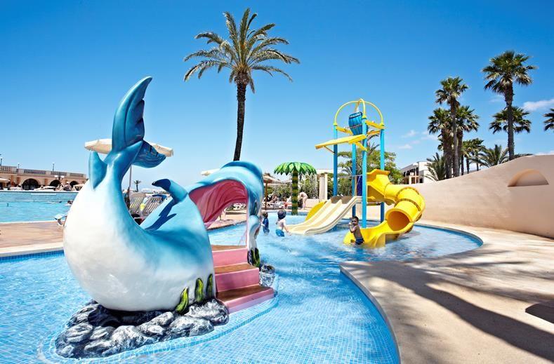 Menorca kindvriendelijk hotel