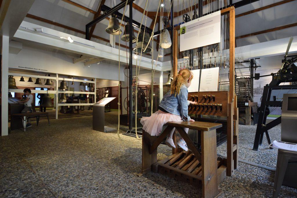 museum klok en peel