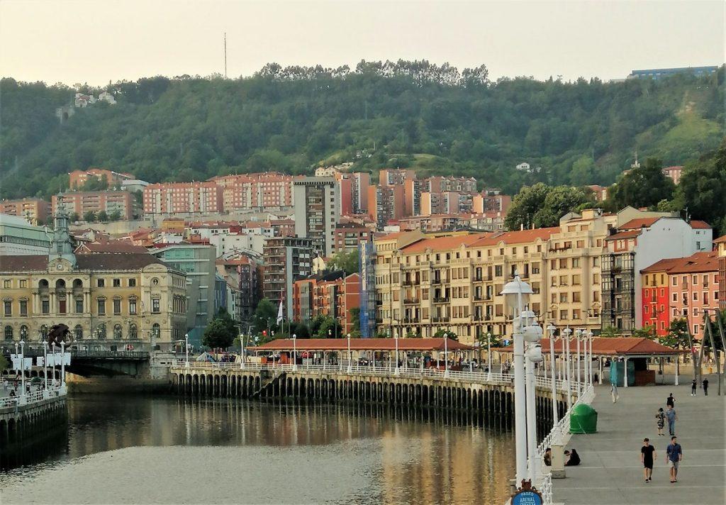 Bilbao met kinderen