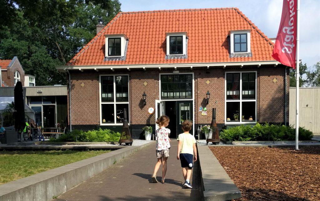 Utrechtse Heuvelrug met kinderen