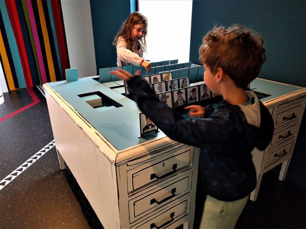 Suske en Wiske Kindermuseum