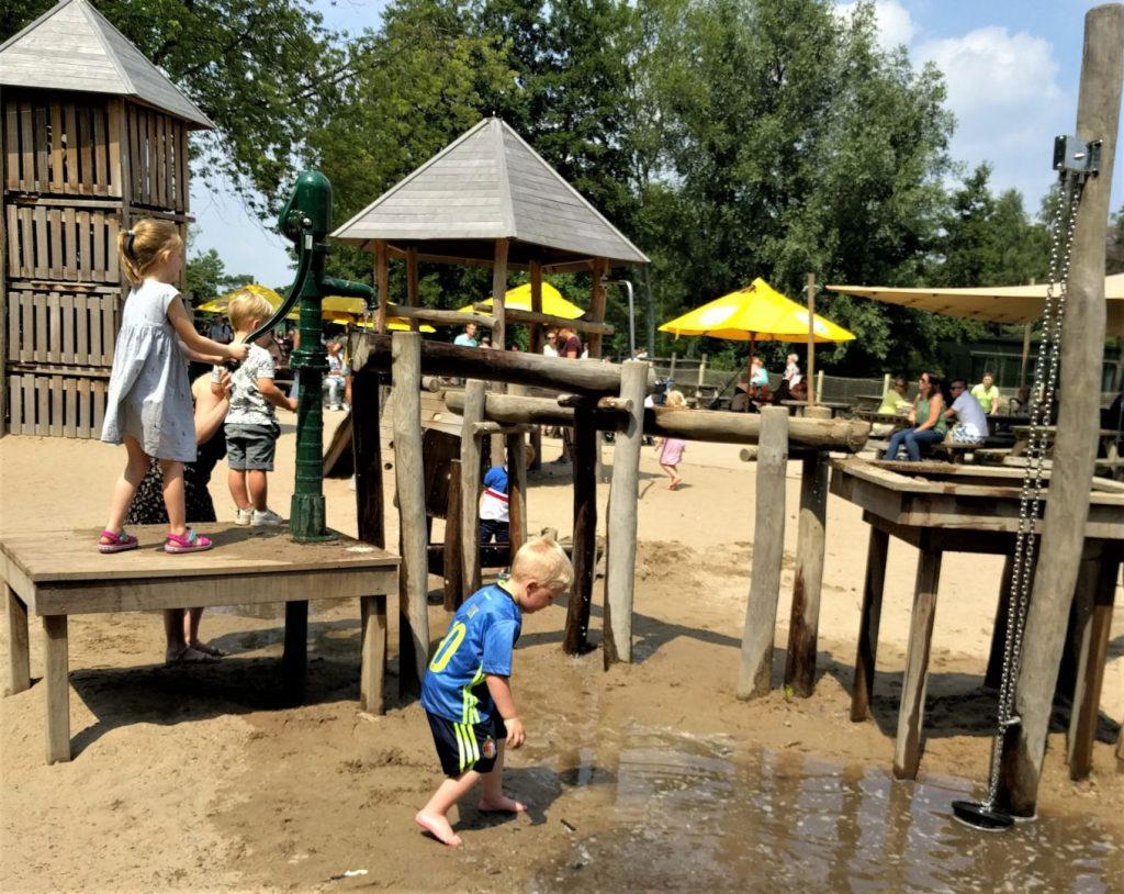 Speeltuin water Noord-Brabant