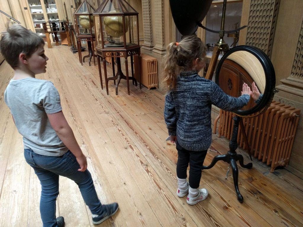 Teylers museum met kinderen
