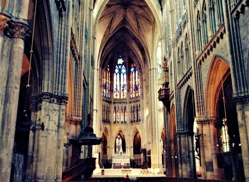 kathedraal Noord-Frankrijk