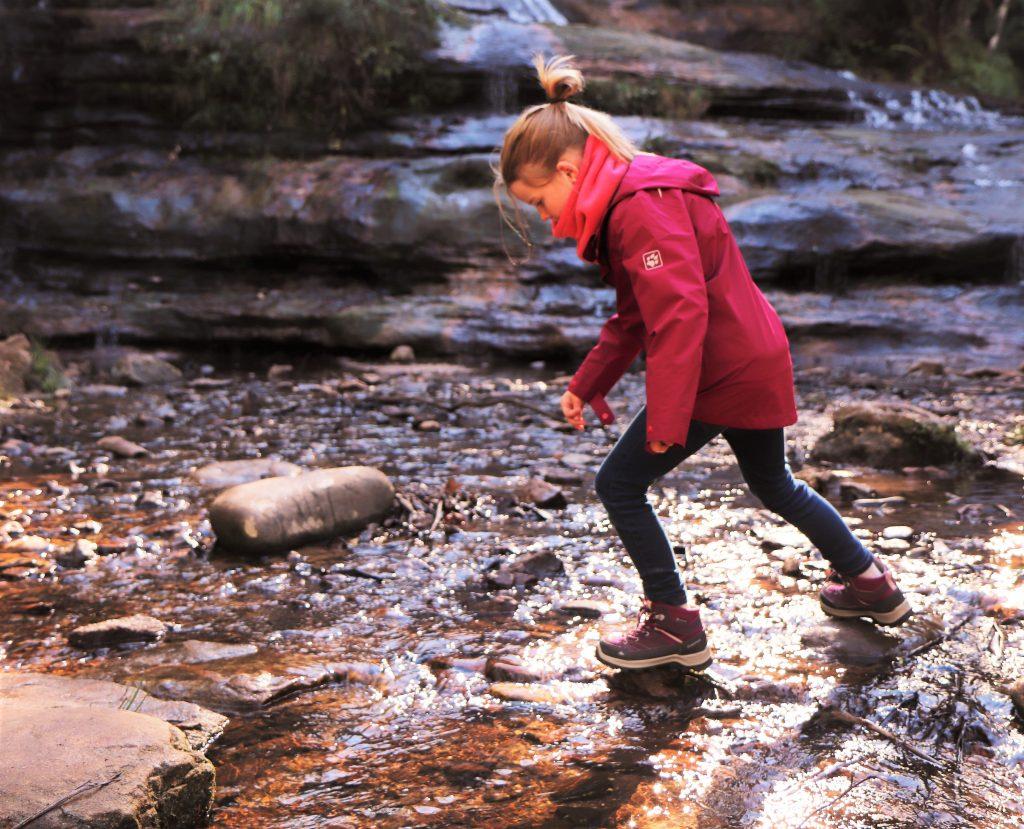 New South Wales met gezin bezoeken