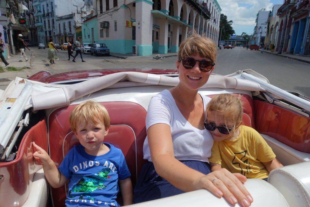 Cuba met kids