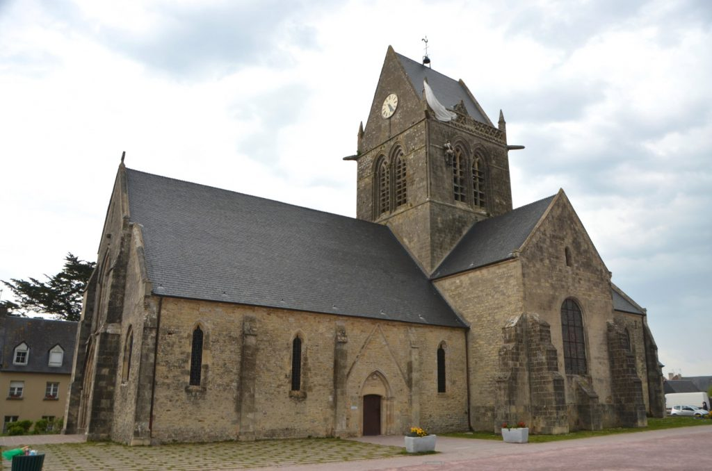 Sainte Mère Eglise invasiestranden