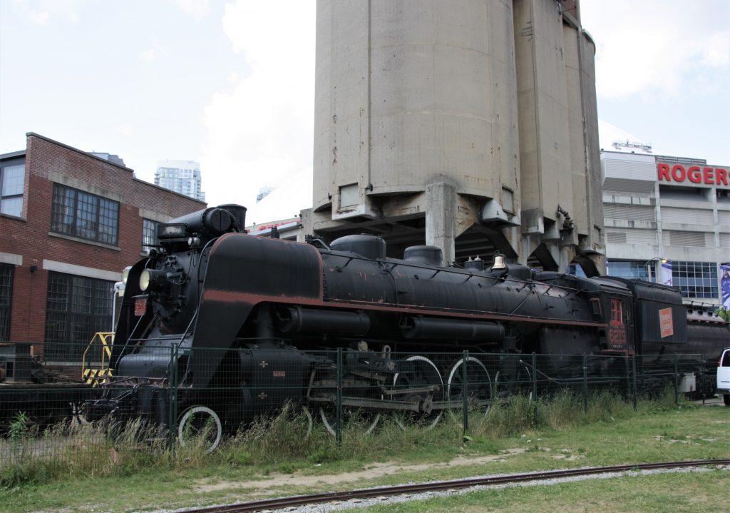 Toronto met kinderen Spoorwegmuseum