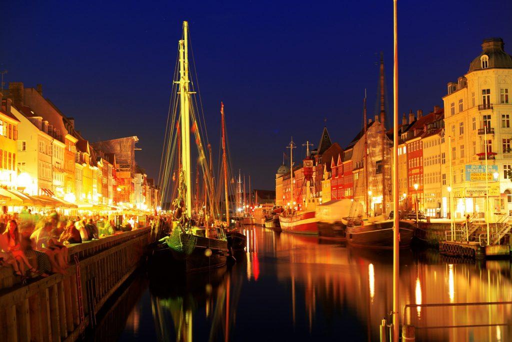 stedenreis Denemarken
