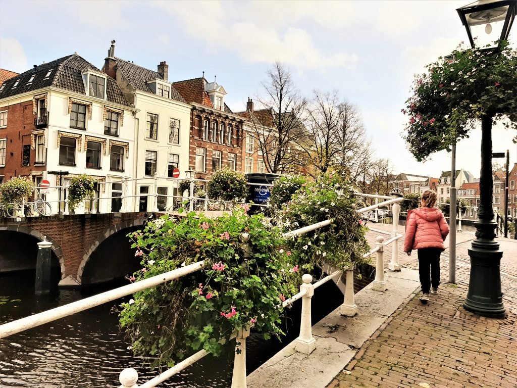 stedentrip Leiden met kinderen