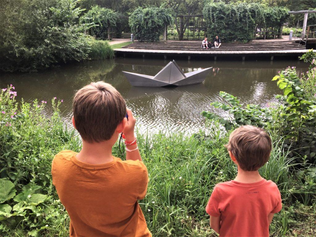 Odense met kinderen