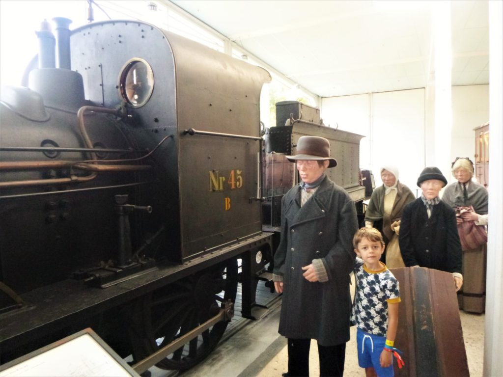 Spoorwegmuseum Odense
