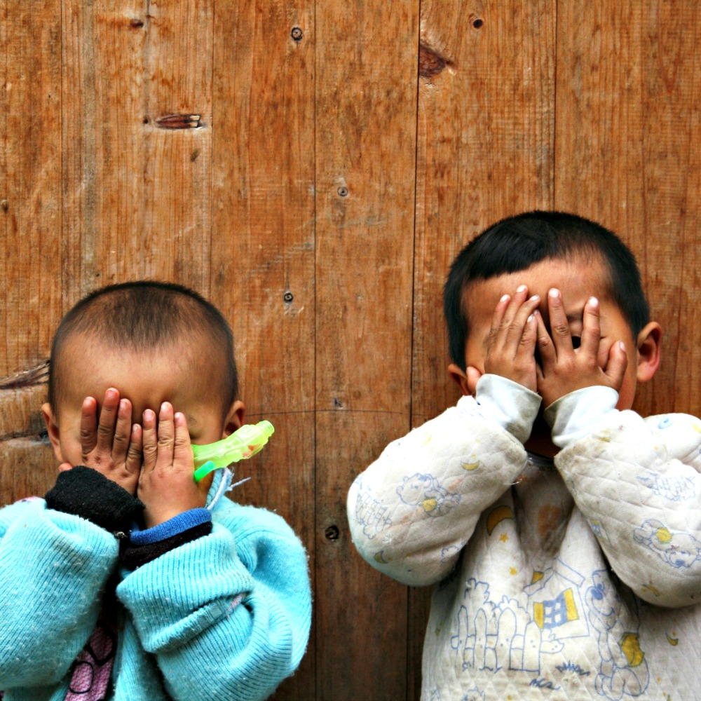 China met kind