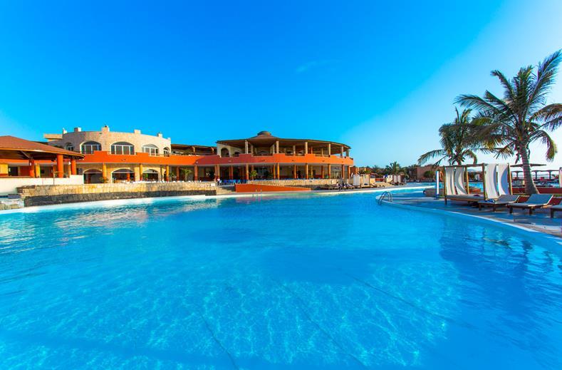 kindvriendelijk hotel Kaapverdië