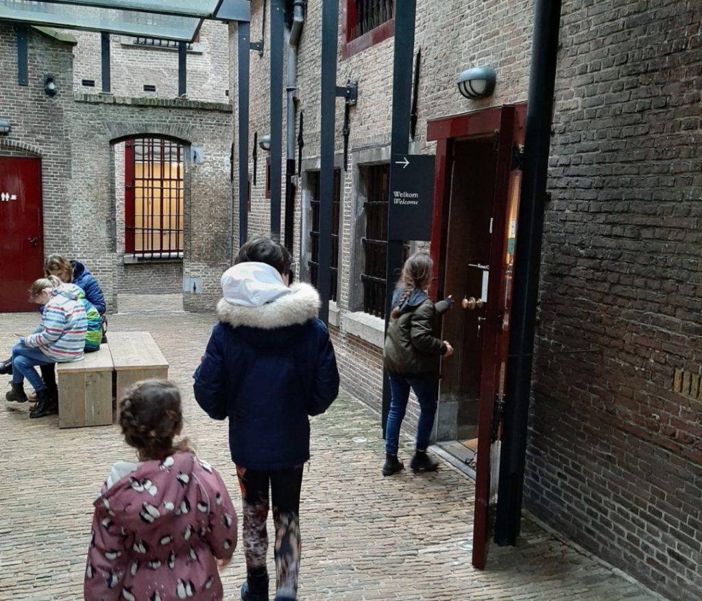 Gevangenenpoort Den Haag
