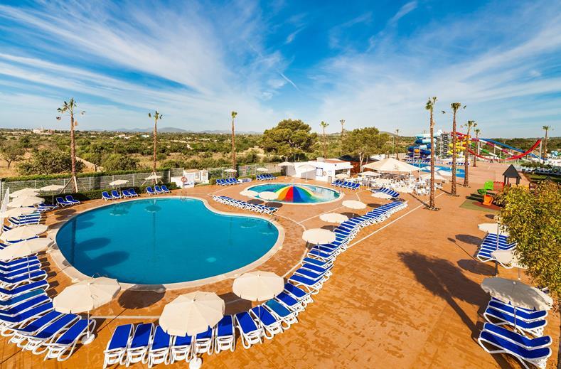 kindvriendelijk vakantiepark Mallorca