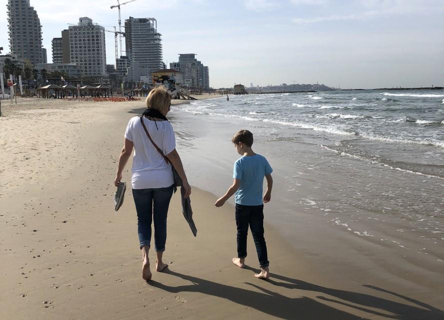 Tel Aviv met kinderen
