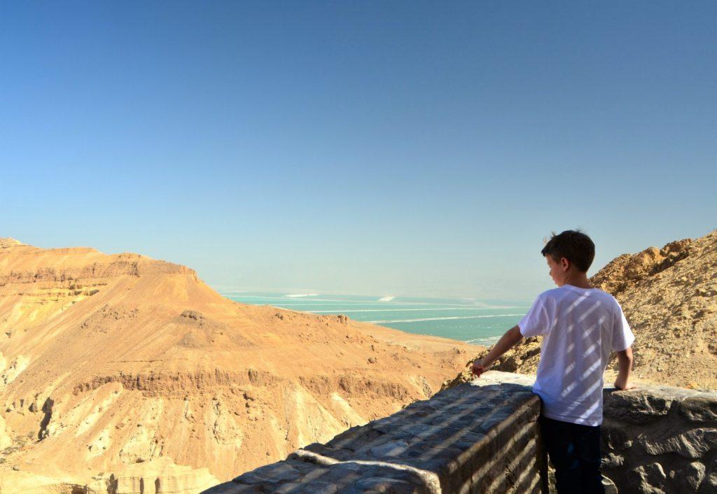 rondreis Israël met gezin