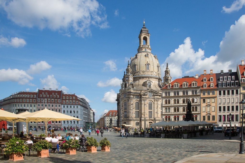 Dresden met kind bezoeken