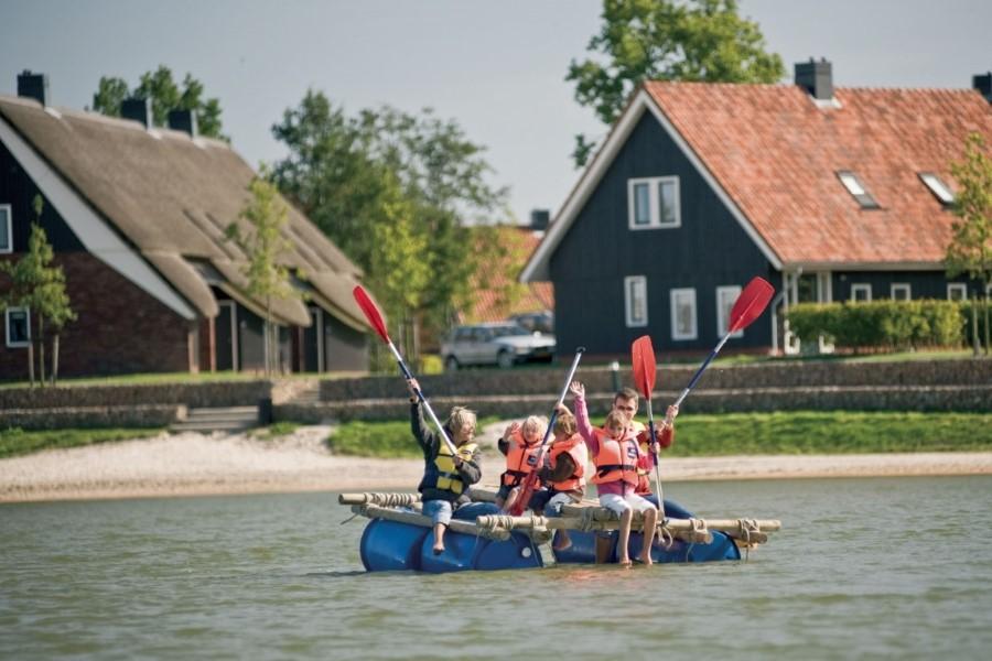 kindvriendelijk vakantiepark Nederland