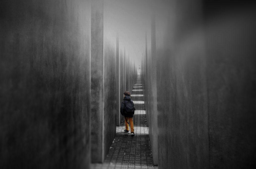 Berlijn herdenking