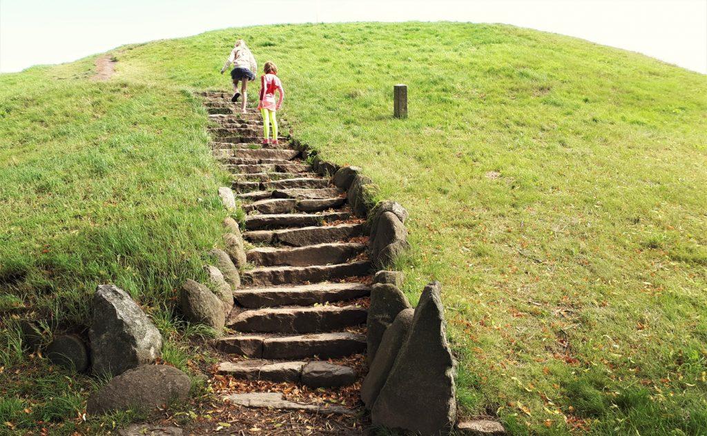grafheuvels in Jelling