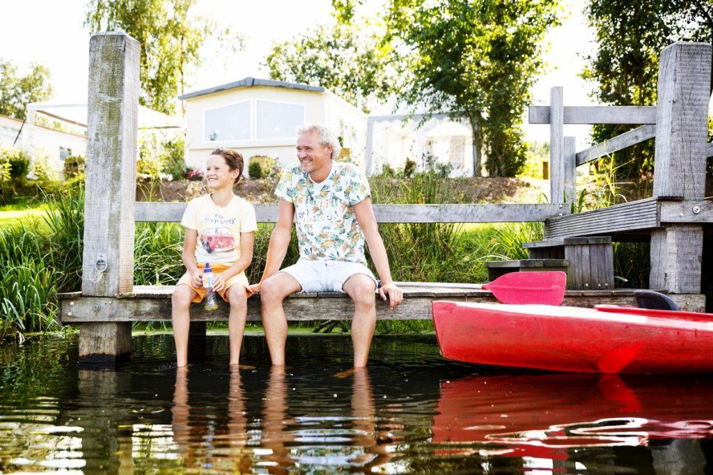vakantie Nederland kids