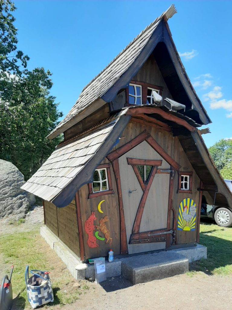 Lautenbacher Hexenhaus