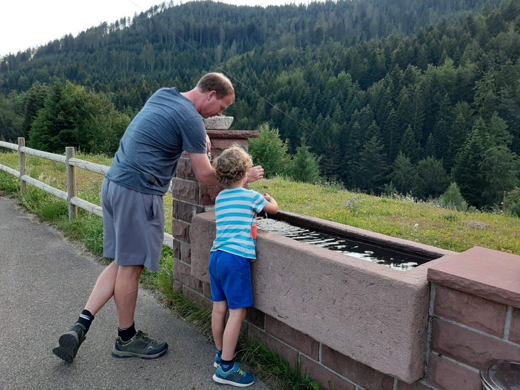 Bad Peterstal-Griesbach met kinderen