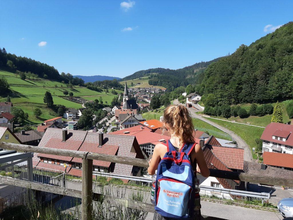 Panoramawegle Bad Peterstal