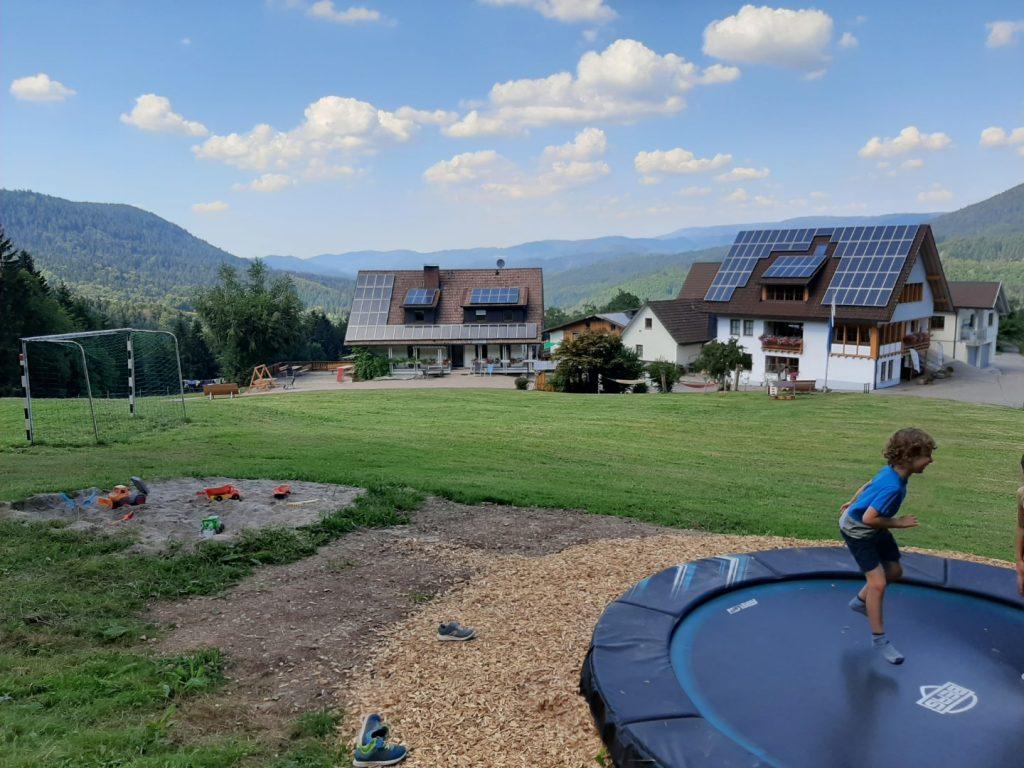 Bad-Peterstal Griesbach met kinderen