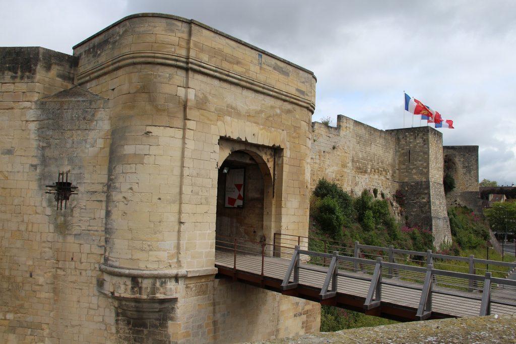 kasteel Normandië
