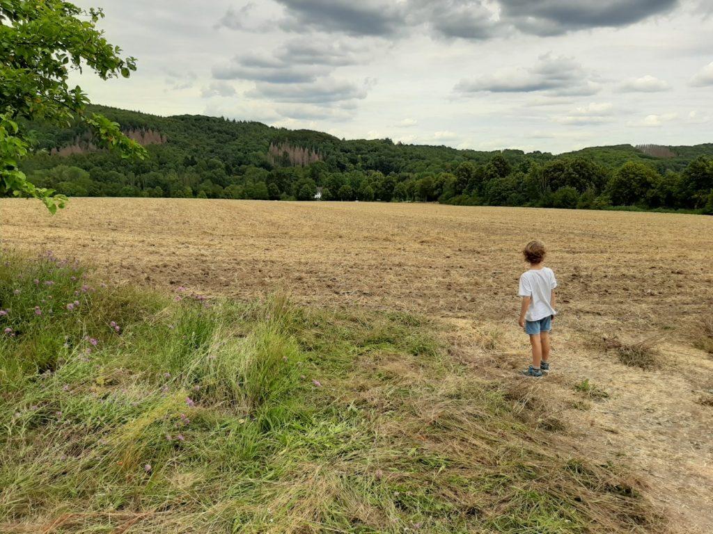 Siebengebirge met kinderen