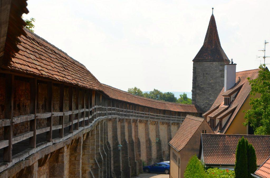Rothenburg ob der Tauber met kinderen