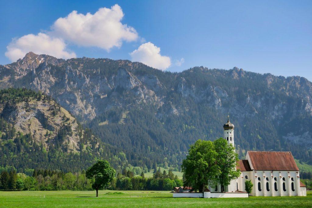 omgeving Schwangau