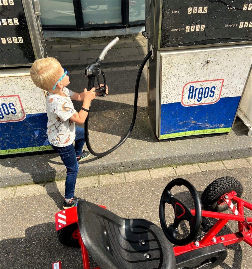 Plaswijckpark met kids