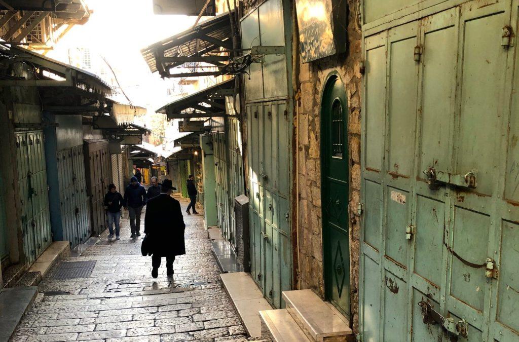 Oud Jeruzalem