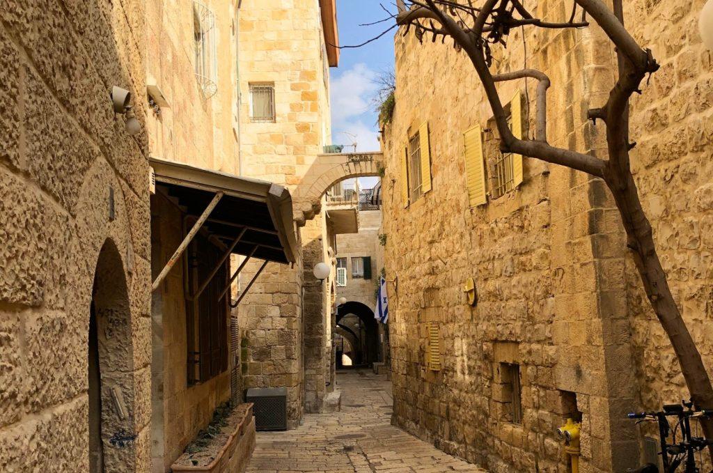Oude stad Jeruzalem !