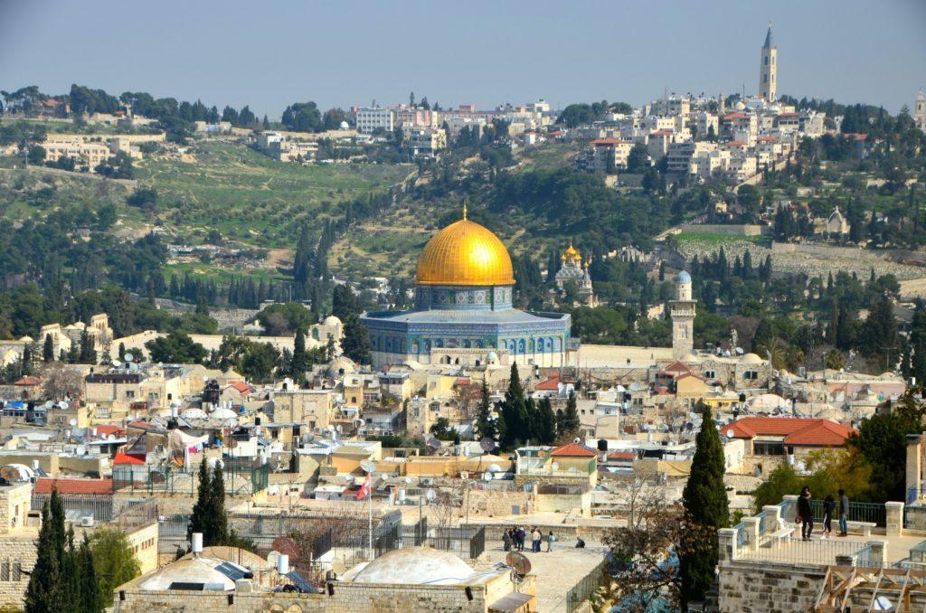 Jeruzalem met kinderen