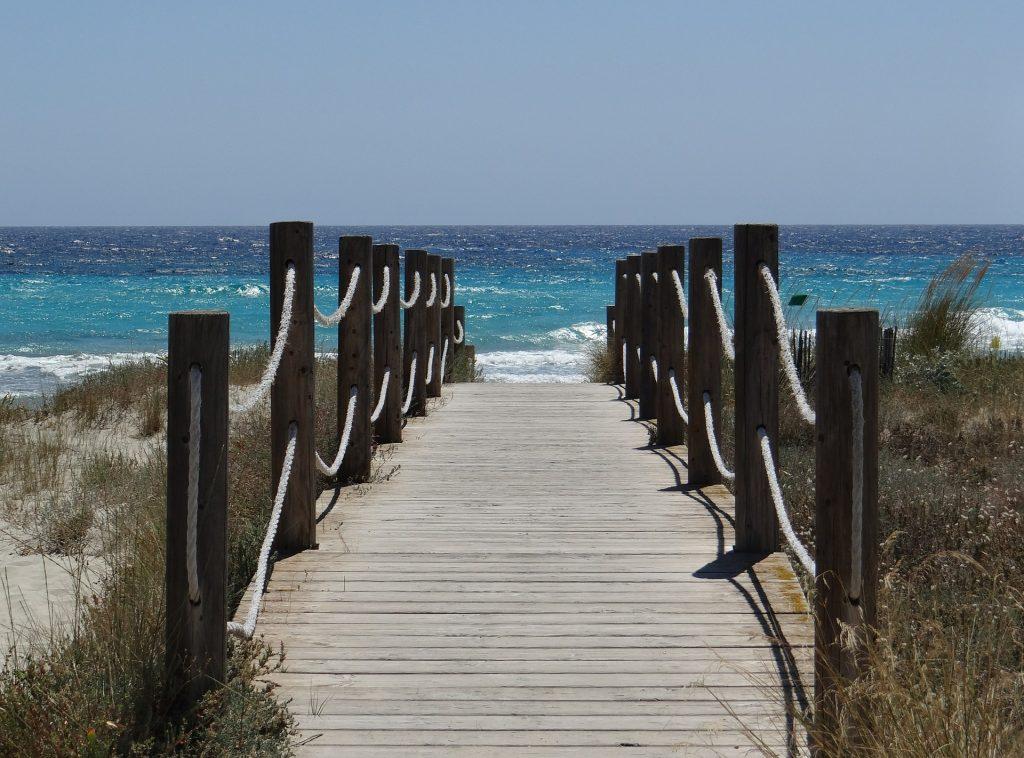 vakantie Spaans eiland
