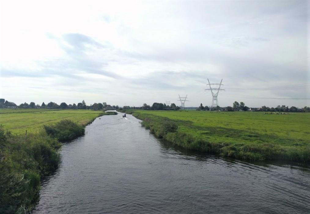 Broek in Waterland wandelen