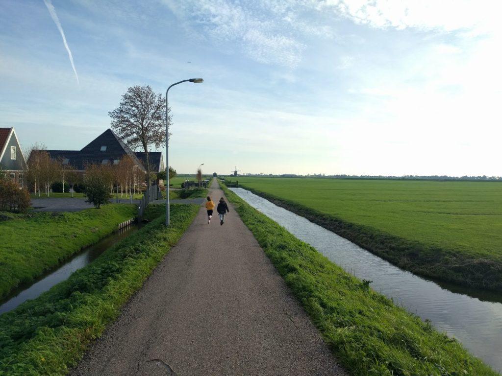 Wandelen Noord-Holland
