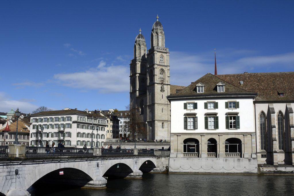 stedentrip Zwitserland