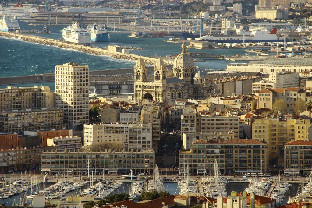 Marseille met kinderen