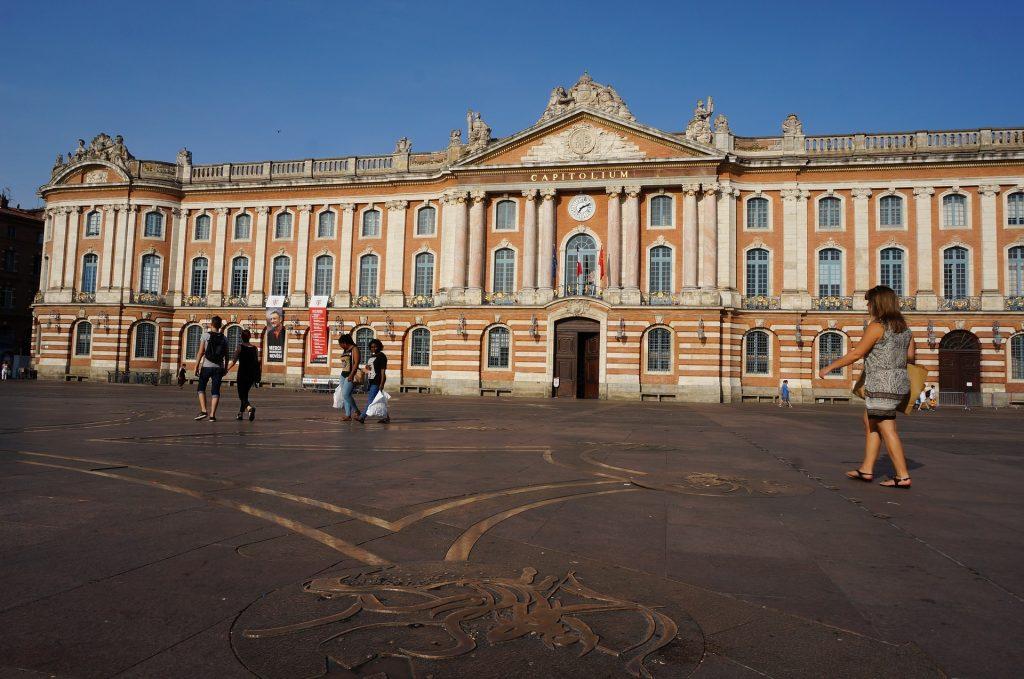 Toulouse met kinderen