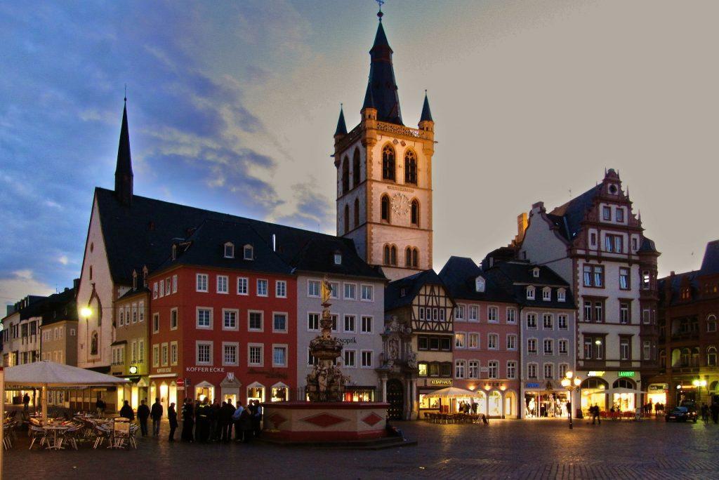Duitse stedentrip