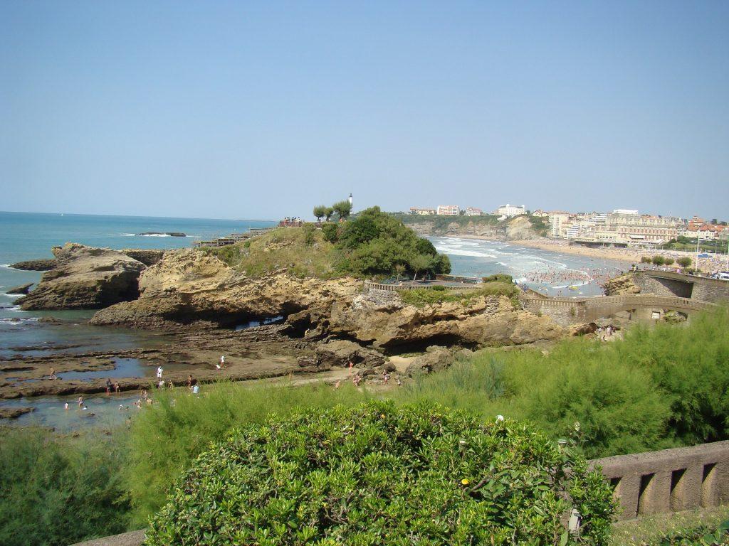 Biarritz met kinderen
