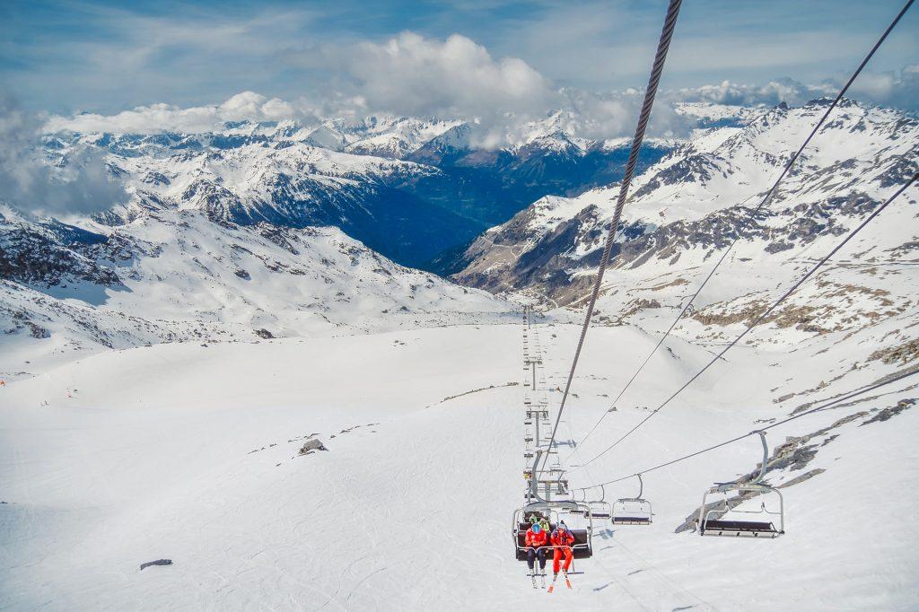 wintersport Frankrijk met kinderen
